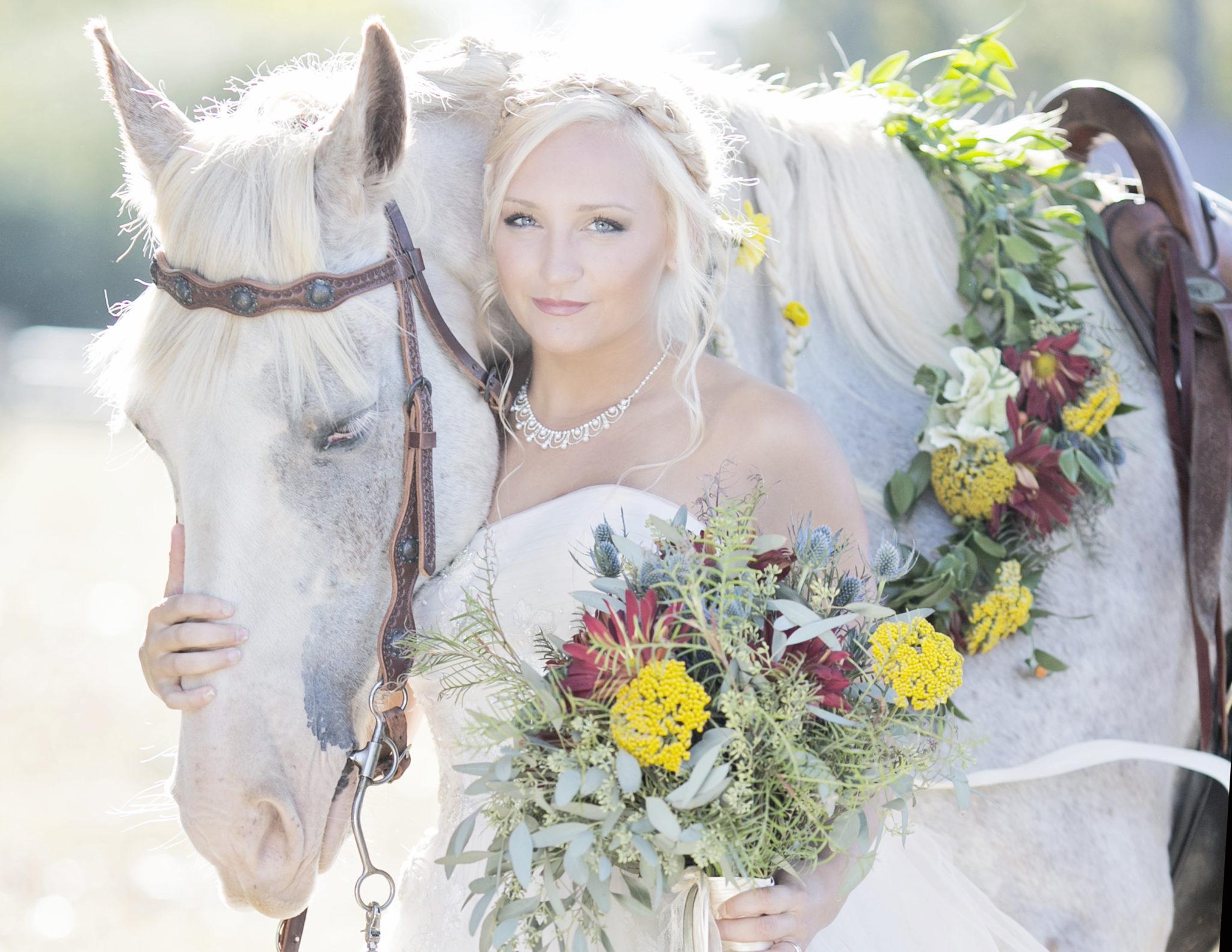 Wedding Photographer photography alpharetta johns creek Milton atlanta Horse equestrian bride Liz Erikson Photography